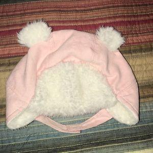 Infant Girls Trapper Hat